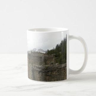 Mi roca y salvación taza de café