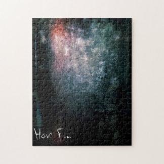 Mi rompecabezas de la foto de la galaxia 11x14 con
