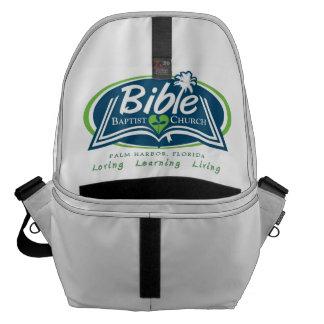Mi ropa del Bautista de la biblia de la Florida Bolsa De Mensajería