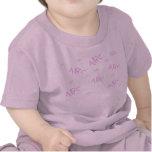 Mi ` s de ABC Camiseta