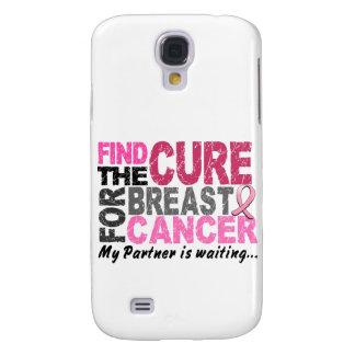 Mi socio está esperando al cáncer de pecho