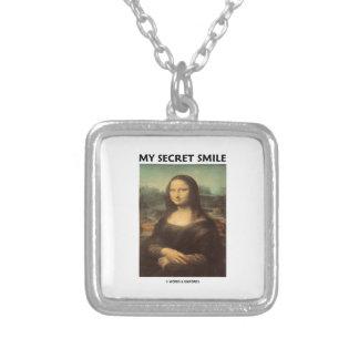 Mi sonrisa secreta (Mona Lisa de da Vinci) Grimpola