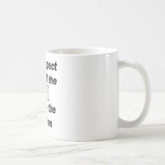 Mi sospechado llorado taza de café
