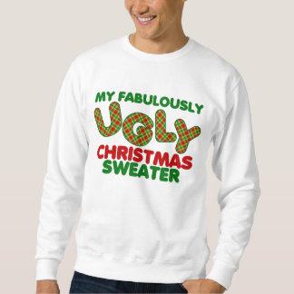 Mi suéter feo del navidad