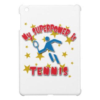 Mi superpotencia es tenis