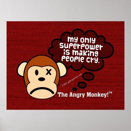 Mi superpotencia más potente está haciendo que la  poster