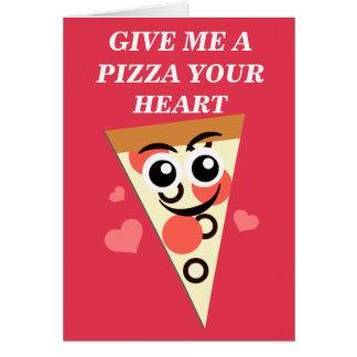 Mi tarjeta del día de San Valentín de Pepporoni