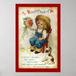 Mi tarjeta del día de San Valentín piensa en mí el