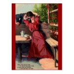 Mi tarjeta del día de San Valentín Postal