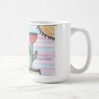 Mi taza color de rosa, imagen Desing de Alicia