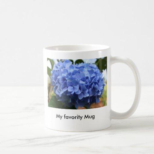 Mi taza de café preferida