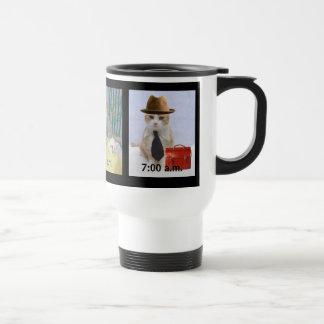 Mi taza de la transformación del café - II