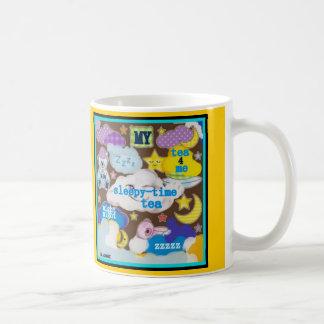 Mi taza de té del soñoliento-tiempo