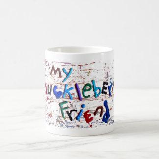 mi taza del amigo del arándano