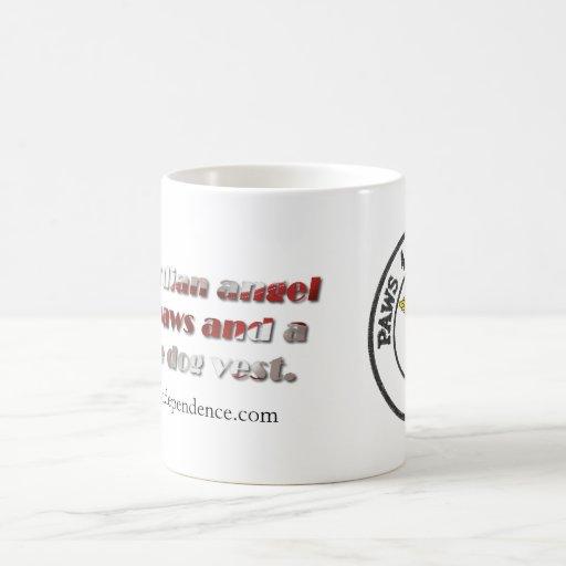 Mi taza del ángel de guarda