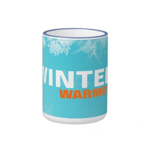 Mi taza del calentador del invierno