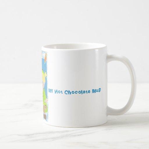Mi taza del chocolate caliente