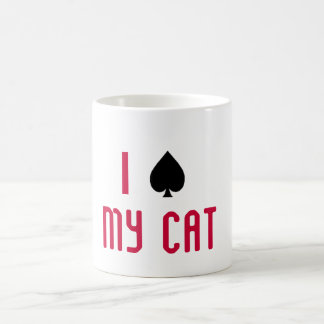 Mi taza del gato