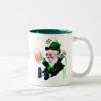 Mi taza del Leprechaun