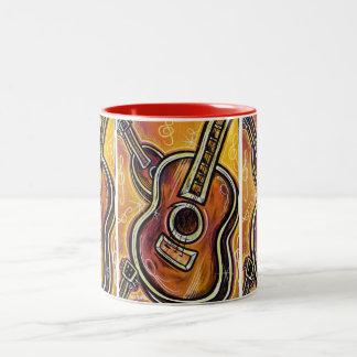 Mi taza del Ukulele