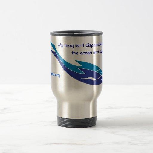 Mi taza no está disponible - taza del viaje