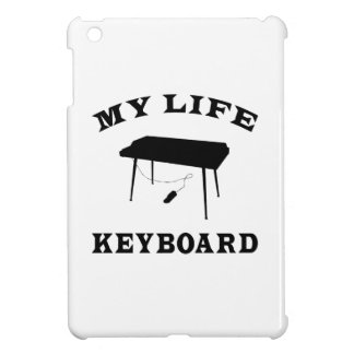 Mi teclado de la vida iPad mini protectores