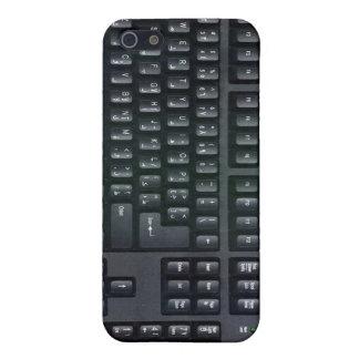 Mi teclado i iPhone 5 carcasa