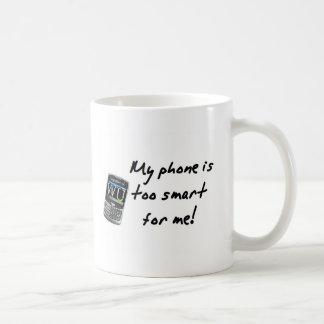 Mi teléfono tazas