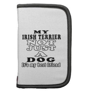 Mi Terrier irlandés no apenas un perro Planificador