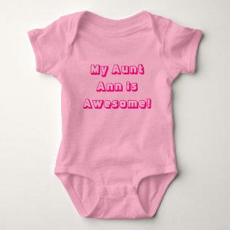 ¡Mi tía Ana es impresionante! Camisa de una sola