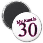 Mi tía es 30 imanes
