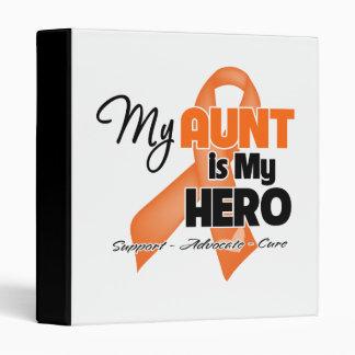Mi tía es mi héroe - leucemia