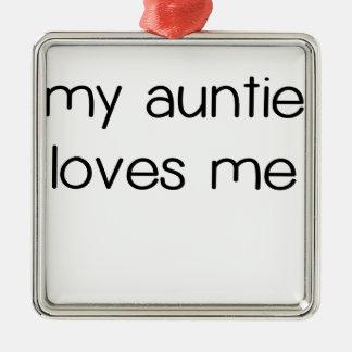 Mi tía Loves Me.png Adorno Para Reyes