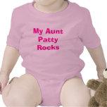 Mi tía Patty Rocks Camiseta