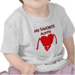 Mi tía preferida camisetas