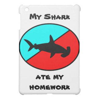 ¡Mi tiburón comió mi preparación