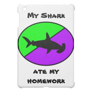 Mi tiburón comió mi preparación