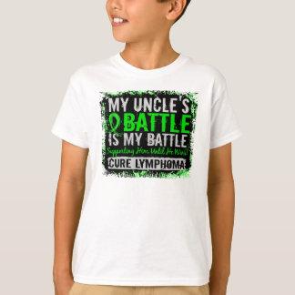 Mi tío del linfoma demasiado 2 de la batalla remeras