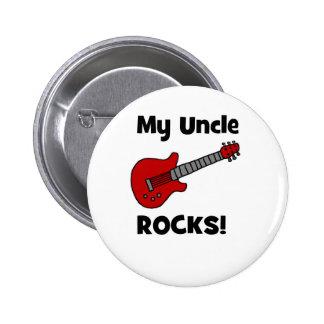 ¡Mi tío Rocks! con la guitarra Pin