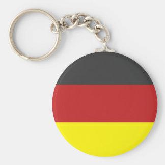 Mi toma en llavero alemán de la bandera