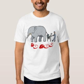 Mi trabajo camisas