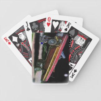 Mi trapo 64 en el movimiento barajas de cartas