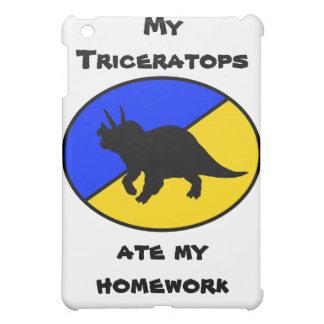 Mi Triceratops comió mi preparación