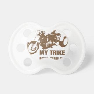 mi trike mis reglas chupetes