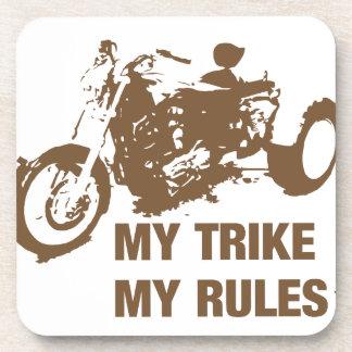 mi trike mis reglas posavaso