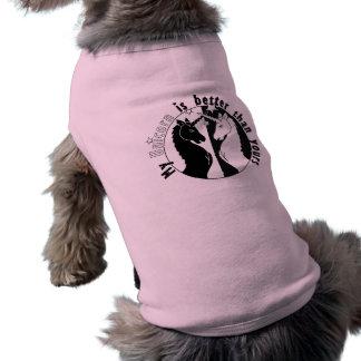 Mi unicornio es mejor camisetas de mascota