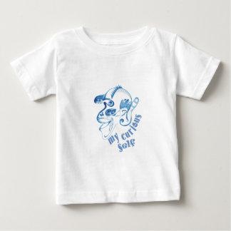 Mi uno mismo curioso t shirts