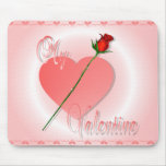 Mi Valentine_mpad Alfombrillas De Ratón