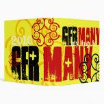 """""""Mi viaje bandera céltica alemana de Alemania 2010"""