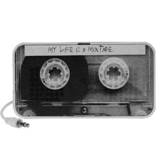 Mi vida es un Mixtape. - altavoces de escritorio
